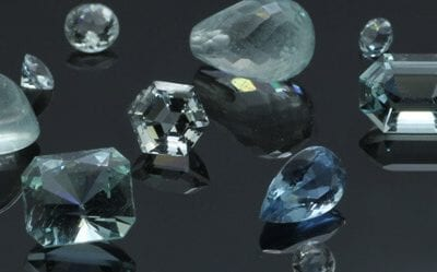 Aquamarines, the precious & beautiful March Birthstone