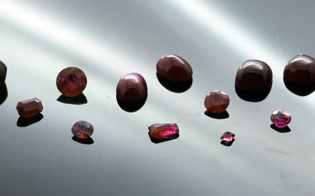 Ravishing Rubies: the birthstone for July