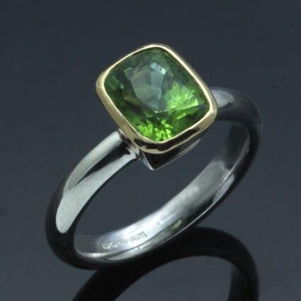 Handcrafted birthstone jewellery modern unique designs