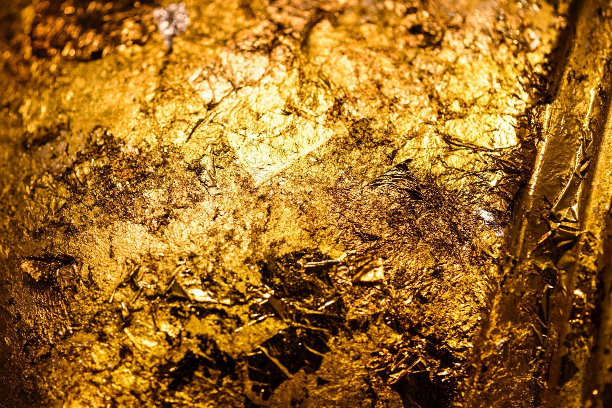 Gold for gold wedding rings - Julian Stephens